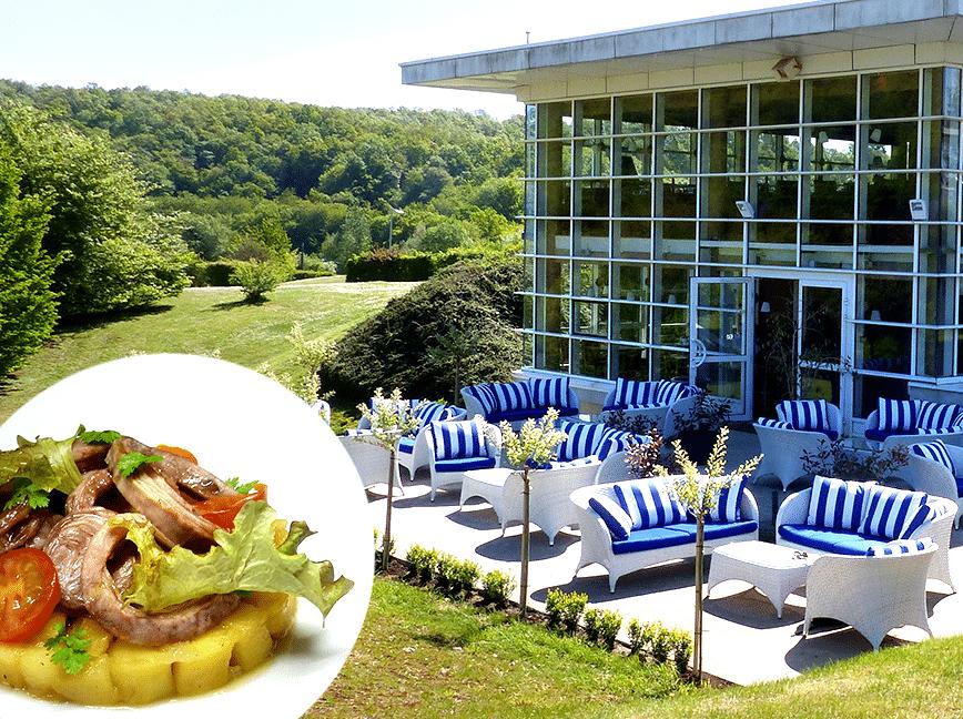 Terrasse restaurant Le Paganica